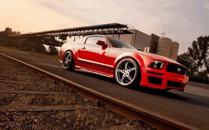 2012 Ford Mustang C5 by Prior Design 2