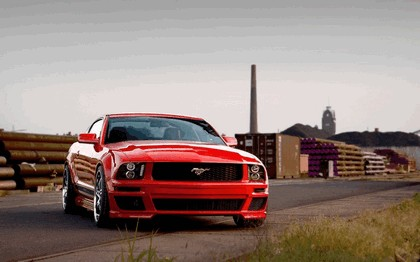 2012 Ford Mustang C5 by Prior Design 4