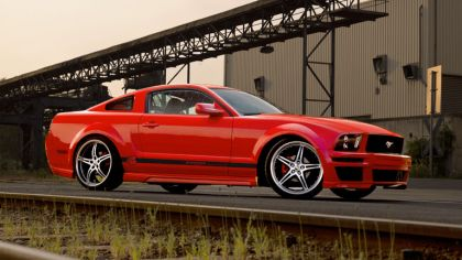 2012 Ford Mustang C5 by Prior Design 6