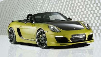 2012 SpeedART SP81-R ( based on Porsche Boxster S 981 ) 3