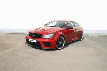 2012 Vaeth V63 Supercharged ( based on Mercedes-Benz C63 AMG Black Series ) 1