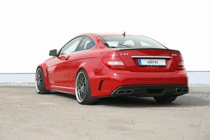 2012 Vaeth V63 Supercharged ( based on Mercedes-Benz C63 AMG Black Series ) 2