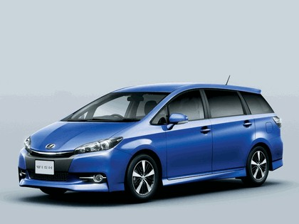 2012 Toyota Wish 1.8S 1