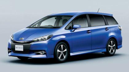 2012 Toyota Wish 1.8S 2