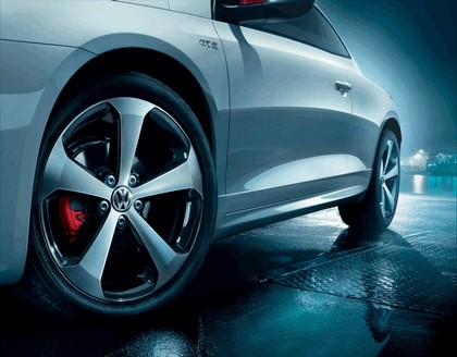 2012 Volkswagen Scirocco GTS 4