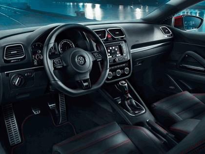 2012 Volkswagen Scirocco GTS 8