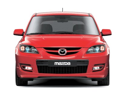 2006 Mazda 3 MPS 3
