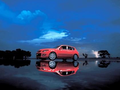 2006 Mazda 3 MPS 11