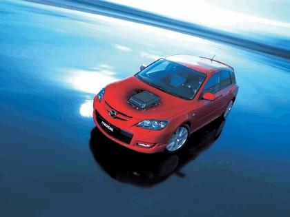 2006 Mazda 3 MPS 12