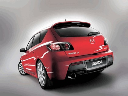 2006 Mazda 3 MPS 17