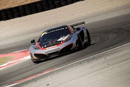2012 McLaren MP4-12C GT3 - Navarra 1