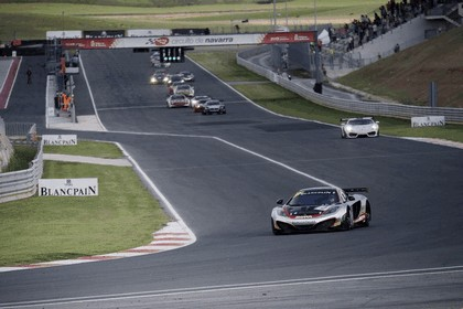 2012 McLaren MP4-12C GT3 - Navarra 3