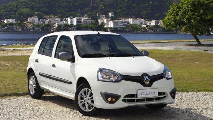 2012 Renault Clio Mercosur 8