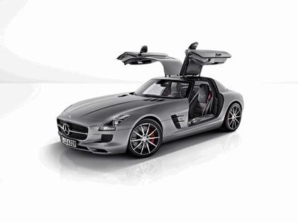 2012 Mercedes-Benz SLS 63 AMG GT 1