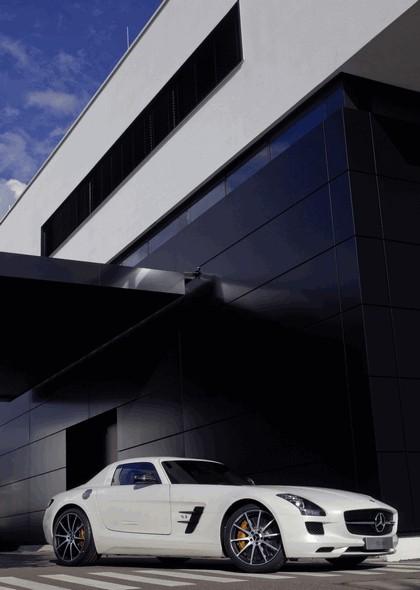 2012 Mercedes-Benz SLS 63 AMG GT 4