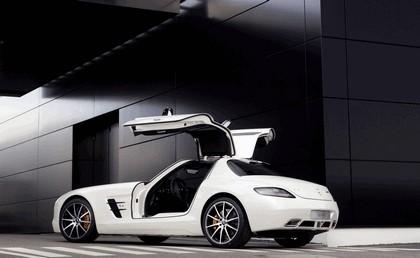 2012 Mercedes-Benz SLS 63 AMG GT 6