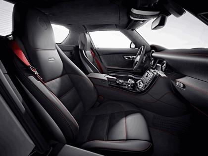 2012 Mercedes-Benz SLS 63 AMG GT 7