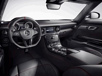 2012 Mercedes-Benz SLS 63 AMG GT 8