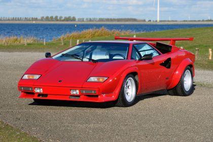 1986 Lamborghini Countach 5000 Quattrovalvole 1