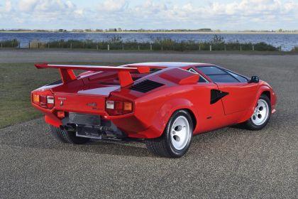 1986 Lamborghini Countach 5000 Quattrovalvole 2