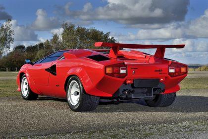 1986 Lamborghini Countach 5000 Quattrovalvole 3