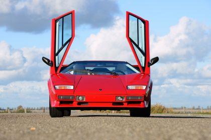 1986 Lamborghini Countach 5000 Quattrovalvole 5