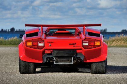 1986 Lamborghini Countach 5000 Quattrovalvole 6