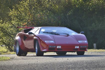 1986 Lamborghini Countach 5000 Quattrovalvole 7