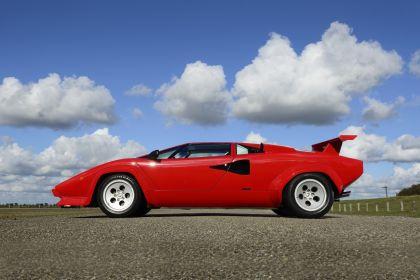 1986 Lamborghini Countach 5000 Quattrovalvole 8