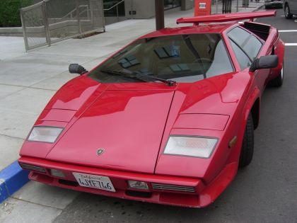 1986 Lamborghini Countach 5000 Quattrovalvole 17