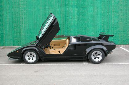 1986 Lamborghini Countach 5000 Quattrovalvole 18