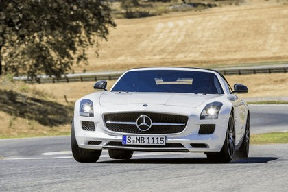 2012 Mercedes-Benz SLS 63 AMG GT roadster 6
