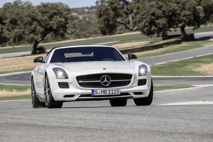 2012 Mercedes-Benz SLS 63 AMG GT roadster 9