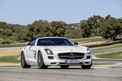 2012 Mercedes-Benz SLS 63 AMG GT roadster 10