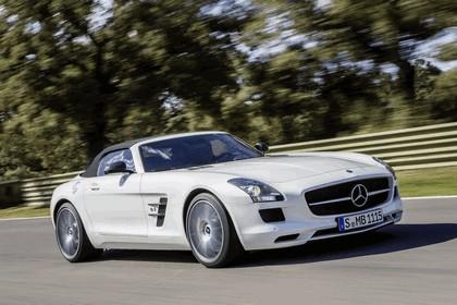 2012 Mercedes-Benz SLS 63 AMG GT roadster 11