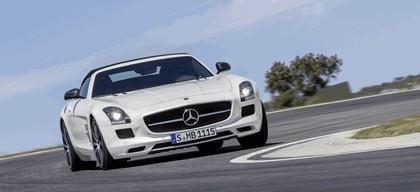 2012 Mercedes-Benz SLS 63 AMG GT roadster 14