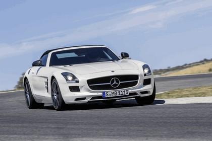 2012 Mercedes-Benz SLS 63 AMG GT roadster 15