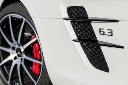 2012 Mercedes-Benz SLS 63 AMG GT roadster 33