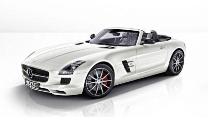 2012 Mercedes-Benz SLS 63 AMG GT roadster 2