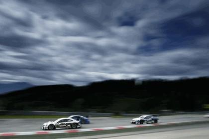 2012 Mercedes-Benz C-klasse coupé DTM - Spielberg 1