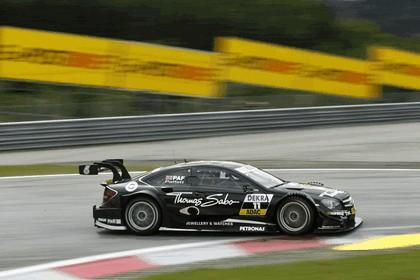 2012 Mercedes-Benz C-klasse coupé DTM - Spielberg 7