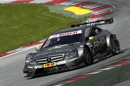 2012 Mercedes-Benz C-klasse coupé DTM - Spielberg 9