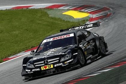 2012 Mercedes-Benz C-klasse coupé DTM - Spielberg 10