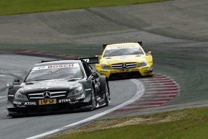 2012 Mercedes-Benz C-klasse coupé DTM - Spielberg 11