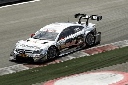 2012 Mercedes-Benz C-klasse coupé DTM - Spielberg 12