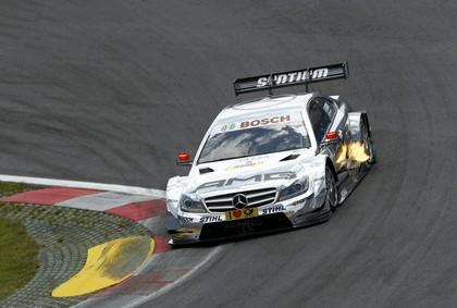 2012 Mercedes-Benz C-klasse coupé DTM - Spielberg 14