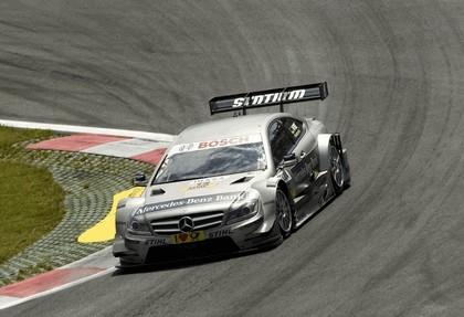 2012 Mercedes-Benz C-klasse coupé DTM - Spielberg 15