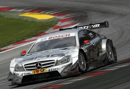 2012 Mercedes-Benz C-klasse coupé DTM - Spielberg 18
