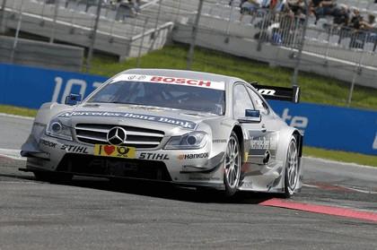 2012 Mercedes-Benz C-klasse coupé DTM - Spielberg 19