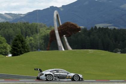 2012 Mercedes-Benz C-klasse coupé DTM - Spielberg 20